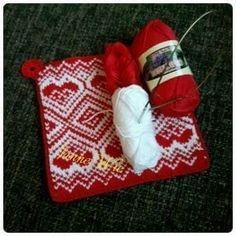 Christmas Feeling, Matilda, Pot Holders, Advent, Christmas Ornaments, Knitting, Holiday Decor, Crafts, Home Decor