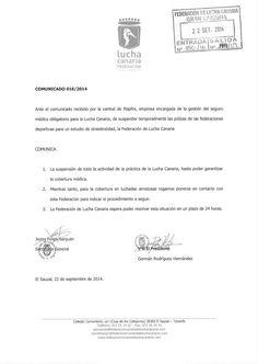 Tinta Amarilla - La lucha canaria, paralizada por falta del seguro deportivo