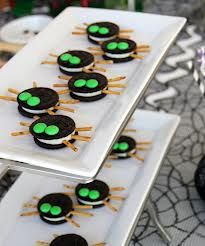 no bake halloween treats - Google Search