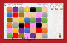 ExceLuisABN Matemática y Excel: Juego de memoria 3, para Educación infantil…