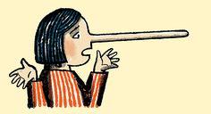 Alexandra's Randomness: Why kids lie