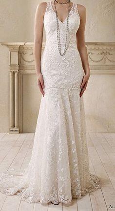 Vivi's Angel Form Gown