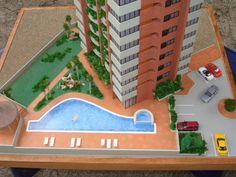 Maqueta. Altos de Oro, detalle maquetasquevedo@yahoo.com