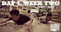 Post BONEFROG CHALLENGE Workout   Arnel Banawa