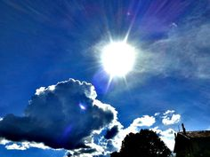 Nice sun Clouds, Sun, Nice, Outdoor, Colombia, Outdoors, Outdoor Games, Nice France, The Great Outdoors