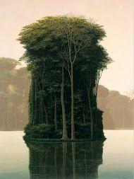 paisajes en pinturas oleo