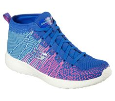Discover your strengths in the SKECHERS Burst - Sweet Symphony shoe.  Unique…