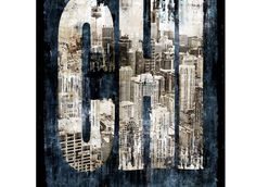 Watching Over Chicago - Glass Coat | Glass Coat | Art by Type | Art | Z Gallerie