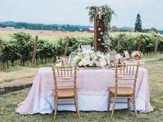 Methven Family Vineyards | Oregon Wedding Photographer