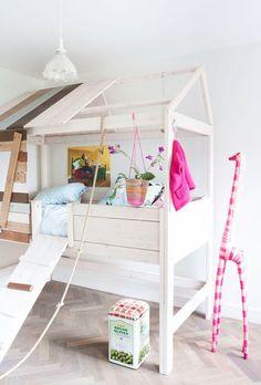 Mommo дизайн: кровати-чердаки