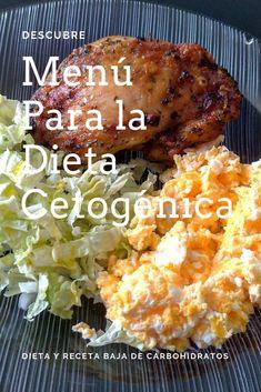 Dieta keto menu semanal argentina