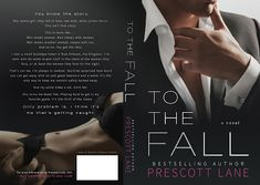 Jersey Girl Sizzling Book Reviews: To The Fall by Prescott Lane (Book Review)