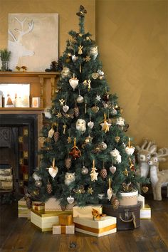 Amazing Decorated Christmas Tree  Http://imagespictures.net/amazing Decorated Christmas Tree 21/ | Home Decor  | Pinterest | Decorated Christmas Trees, ...