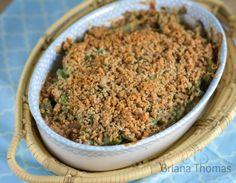 Green Bean Casserole - Briana Thomas