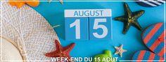 Pour le long week-end du 15 août, l'hôtel Center de #Brest vous propose des promotions afin de découvrir la pointe Finistère en couple ou en famille.  www.hotelcenter.com/informations/offres-speciales/100-promotions/217-week-end-15-aout-brest.html