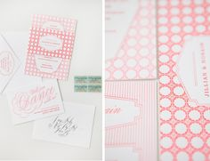Blog | MaeMae Paperie still in love with our #wedding suite by @Megan Ward Gonzalez