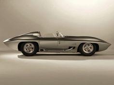 1959 Chevrolet Corvette Stingray Racer Concept Car