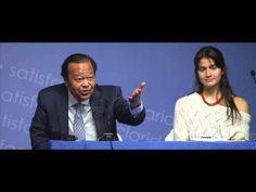 Prem Rawat speaks to young gang members (video)