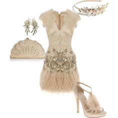 "@Linda Bruinenberg Bruinenberg Wills  Im loving this out fit!!   ""Midnight in Paris""-The Roaring 20's"