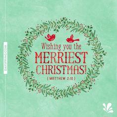 Merriest Christmas - http://dayspri.ng/1498