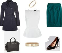 """Style Strategy: Can I Wear Peplum To Work? 