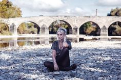 Faye | Down By The River | Moonlight Bohemian Moonlight, Fashion Photography, Bohemian, Ootd, River, Hair, Outfits, Instagram, Outfit