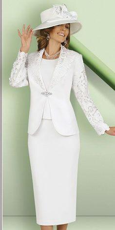 Image detail for -Donna Vinci Church Suits