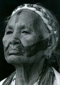 East Asia (Taiwan) : Atayal people