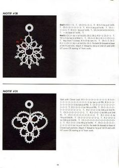 Tatting For Today - Lada - Picasa Web Album por Rosella