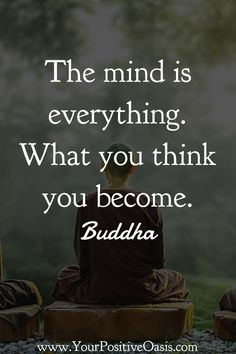 30 Thought provoking philosophical quotes- Buddha quote: what you think . Buddhist Quotes, Spiritual Quotes, Wisdom Quotes, Words Quotes, Quotes To Live By, Positive Quotes, Life Quotes, Quotes Quotes, Nature Quotes