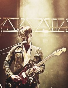 Tomo Milicevic of 30 Seconds to Mars
