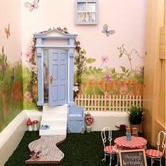 Home - Australian Owned - Handcrafted Fairy Doors - Opening Fairy Doors Fairy Bedroom, Garden Bedroom, Box Room Bedroom Ideas, Opening Fairy Doors, Diy Fairy Door, Big Girl Bedrooms, Fairy Garden Houses, Nursery Wall Decor, Fairy Land