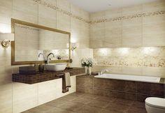 Kapcsolódó kép Decor, Furniture, Alcove, Home Decor, Bathroom Mirror, Framed Bathroom Mirror, Corner Bathtub, Bathroom, Bathtub