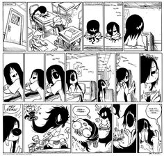 Erma :: Erma- The Rats in the School Walls Part 7 | Tapastic Comics - image 1