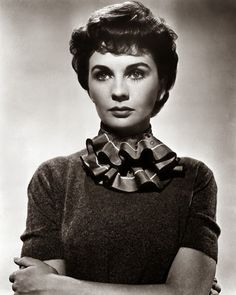 """Vintage Glamour Girls: Jean Simmons in """" Guys & Dolls """""""