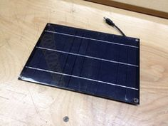Bootstrap Solar Charger kit