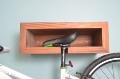 Small Space Challenge: Storing Bicycles Indoors - Core77