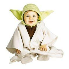 【コスプレ】 RUBIE'S(ルービーズ) 11613I Baby Yoda Costume Inf ヨーダ (スターウォーズ) - 拡大画像