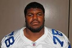 Josh Brent from Bloomington, IL now plays for the Dallas Cowboys.