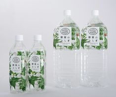 Potager MARCHÉ 野草のふしぎ, #Japan, #packaging