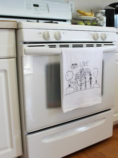 Inventive Ways to Display Your Kids' Art