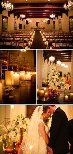 I love the candle light! And her dress! Emotional, Candlelit Fall Wedding in Arizona Fall Wedding Outfits, Fall Wedding Bridesmaids, Gold Wedding, Wedding Ceremony, Rustic Wedding, Dream Wedding, Wedding Colors, Wedding Styles, Wedding Flowers