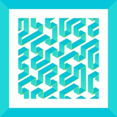 Buy Goldkey Prints | A vector illustration poster. This art piece was inspired by the Hilbert curve and the New Mexico license plate Buy Posters, Illustrations Posters, Vector Art, Grid, Art Pieces, Illustration Art, Mexico, Plate, Framed Prints