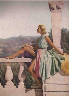 SAN SIMEON 1958