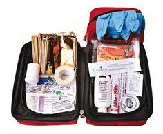 TOUCH esta imagen: Lo que debe tener un botiquín de primeros auxilios by ELTIEMPO