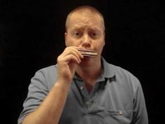 How to play famous blues boogie riff. Harmonica lessons - http://music.artpimp.biz/blues-music-videos/how-to-play-famous-blues-boogie-riff-harmonica-lessons/