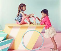 Lucille Michieli | Kid's Photography | Little Gatherer
