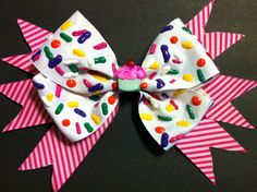 Queen Cavity, the sweetest little bow on Earth!