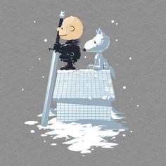 Peanuts Game Of Thrones