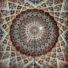 Morroccan and Algerian Ceiling designs